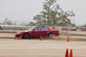 Toyota Corolla AE86 Ridgecrest RallyCross